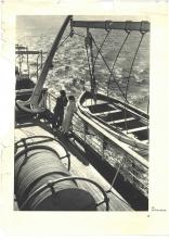 Bordszene HAPAG-Reiseprospekt 1933
